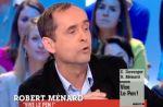 Zapping : Echange saignant entre Ménard et Aphatie hier sur Canal +