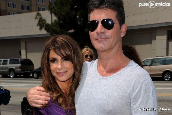 """Paula Abdul retrouve Simon Cowell pour les premières audition de """"The X Factor"""" à Los Angeles"""