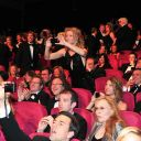 Alexandra Lamy, Cannes 2011.