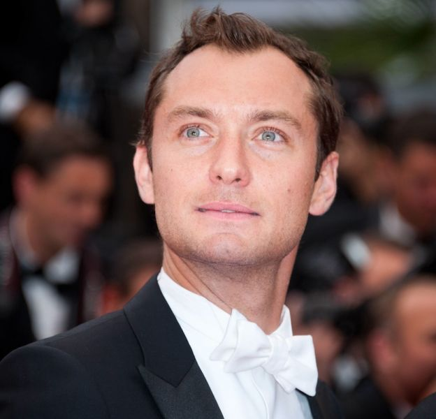 Jude Law, Cannes 2011.