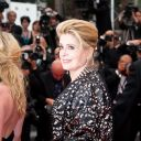 Catherine Deneuve, Cannes 2011.