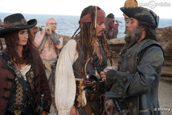 """""""Pirates des Caraïbes : la Fontaine de Jouvence"""""""
