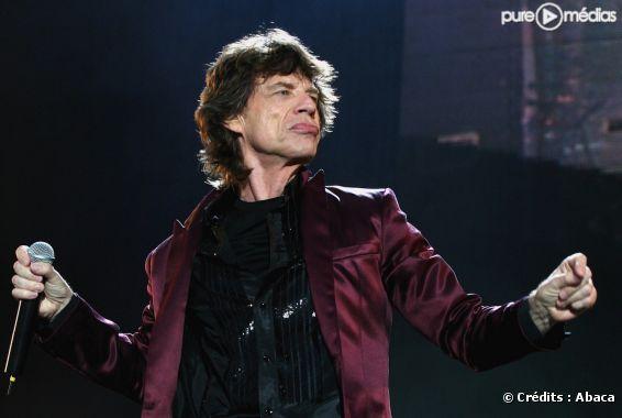 Mick Jagger au Seaclose Park, 2007