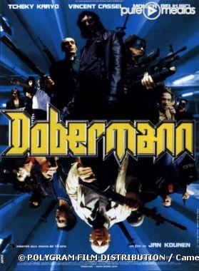 Affiche : Dobermann