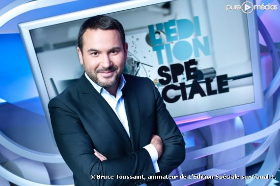 Xavier Lahache / Canal +