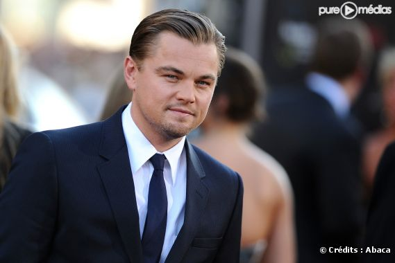 Leonardo DiCaprio, juillet 2010