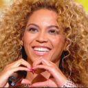 Beyonce sur le plateau de X Factor