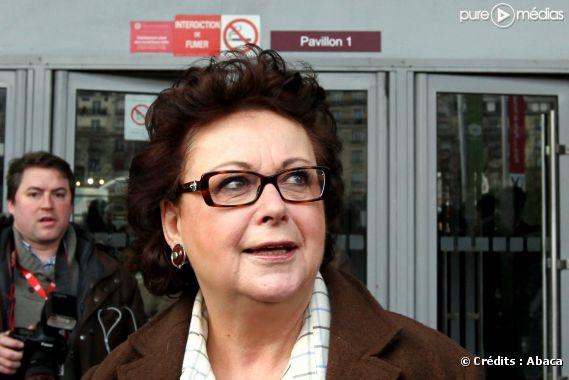 Christine Boutin, février 2011