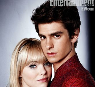 Andrew Garfield  dans The Amazing Spider-Man, film...