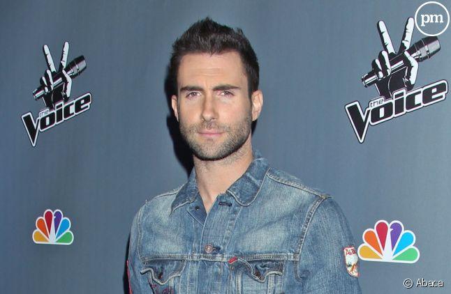 Le chanteur Adam Levine