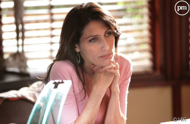 "Lisa Edelstein est Lisa Cuddy dans ""Dr House"""