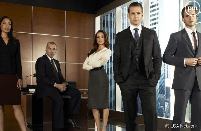"""Le cast de """"Suits"""""""