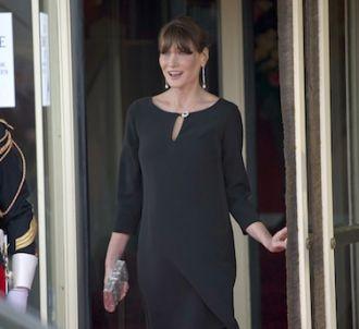 Carla Bruni-Sarkozy, le 26 mai 2011
