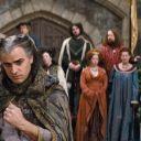 """""""Votre majesté"""" avec Danny McBride, James Franco, Rasmus Hardiker et Natalie Portman."""