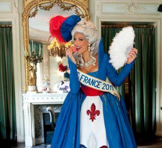 Laury Thilleman est Miss France 2011