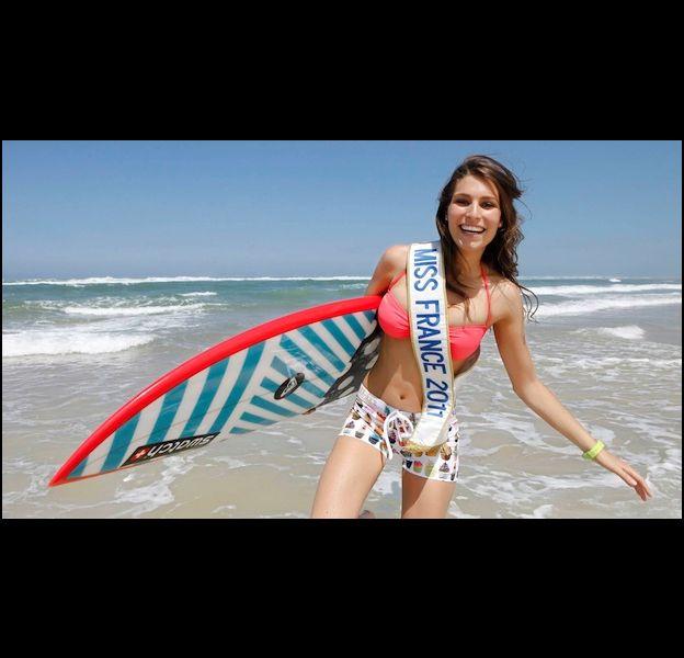 """Laury Thilleman est """"Miss France 2011"""""""