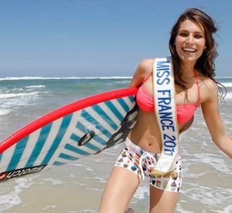Laury Thilleman est 'Miss France 2011'