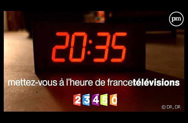 La campagne pour la fin de la publicité sur France TV.