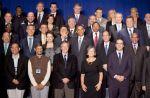 Quand Barack Obama gache une très sérieuse photo diplomatique