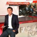 """La première de """"Face à l'actu"""", le 2 octobre 2011 sur M6"""