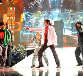 Michael Jackson répète ses concerts de Londres dans le...