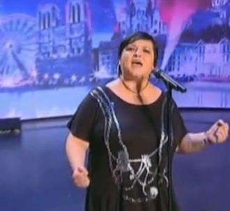 Agnieszka chante dans 'Incroyable Talent' sur M6