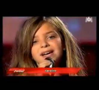 Caroline Costa dans 'Incroyable Talent' sur M6