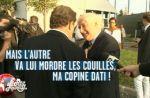 Zapping : Un ancien ministre se lâche devant les caméras du Petit Journal de Canal +