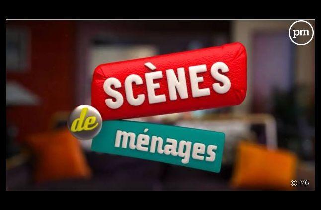 """""""Scènes de ménages"""", sur M6."""