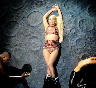 Lady Gaga aux MTV Europe Music Awards 2011