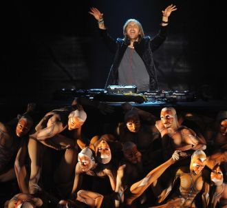 David Guetta aux MTV Europe Music Awards 2011