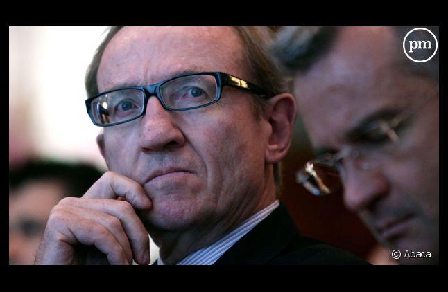 Bertrand Méheut, PDG de Canal +.