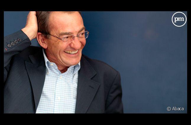 Le présentateur du 13 heures de TF1, Jean-Pierre Pernaut.