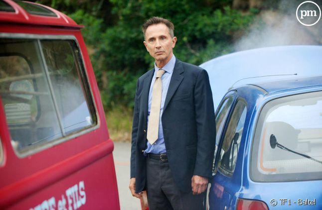 """Thierry Lhermitte dans la série """"Doc Martin"""" sur TF1"""