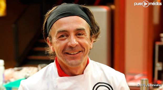 Tf1 xavier de masterchef co animera l 39 mission les - Emission cuisine tf laurent mariotte ...