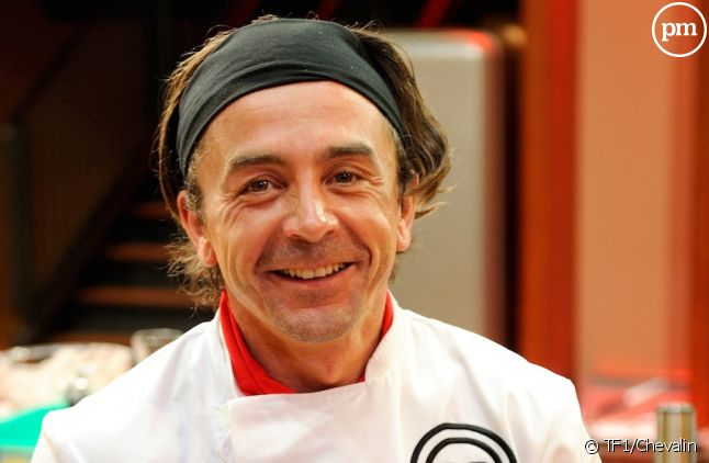 "Xavier, finaliste de ""Masterchef"" saison 2"