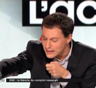 Face-à-face musclé entre Marc-Olivier Fogiel et son...