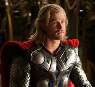 Chris Hemsworth dans 'Thor'