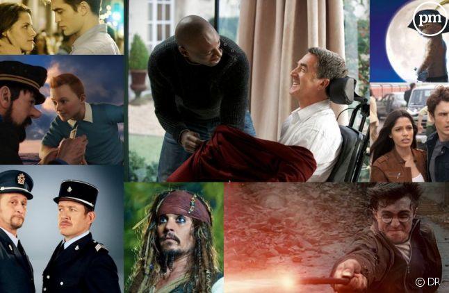 Box-Office France 2011