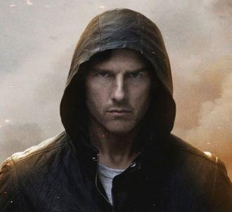 Tom Cruise dans 'Mission : Impossible - Protocole Fantôme'