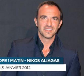 Sur Europe 1, Nikos se croit sur NRJ