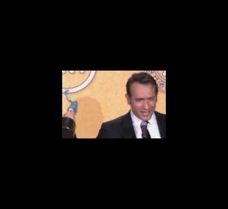 Jean Dujardin aux SAG Awards 2012