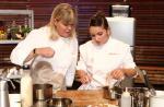 """Top Chef : Ghislaine Arabian répond à Tabata qui la traite de """"peau de vache"""""""