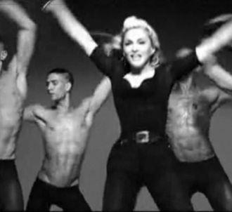 Le clip 'Girl Gone Wild' de Madonna