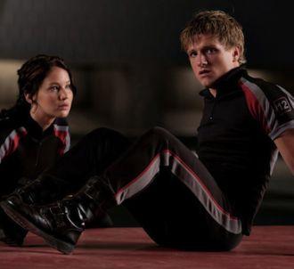 Jennifer Lawrence et Gary Ross dans 'Hunger Games'