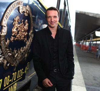 Stéphane Rotenberg présente 'Top Chef' 2012