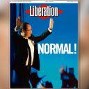La Une de Libération du 7 mai 2012.