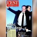 La Une de L'Est Républicain du 7 mai 2012.