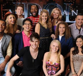 Les 13 finalistes d''American Idol' 2012