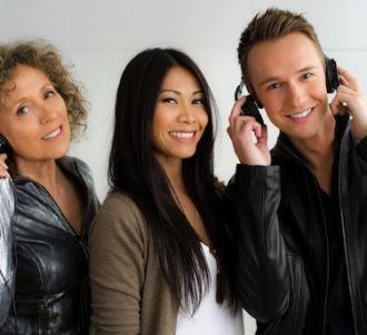 Mireille Dumas, Anggun et Cyril Féraud